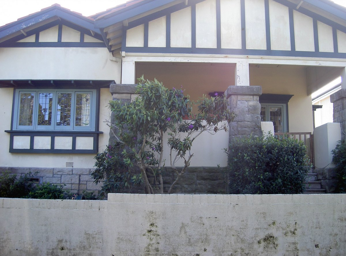 Exterior northbridge before PICT8582